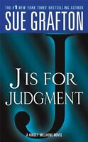 J is for Judgment (Kinsey Millhone Alphabet Mysteries, No. 10) by Sue Grafton