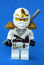 LEGO NINJAGO 9449  MINIFIGURE ZANE ZX WITH SWORD
