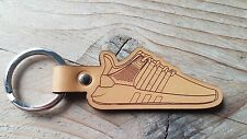 ADIDAS EQT BOOST LEATHER LUXURY KEYRING TAN BRAND NEW GIFT IDEA SNEAKERS HYPE