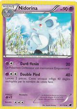 Nidorina - N&B:Glaciation Plasma - 41/116 - Carte Pokemon Neuve Française