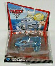 CARS 2 - HYDROFOIL FINN McMISSILE Deluxe - Mattel Disney Pixar