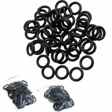 100 PCS Rubber Bands Damping O Rings Black Tattoo Machine Gun Tattooing Supplies