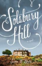Solsbury Hill by Susan M. Wyler (2014, Paperback)