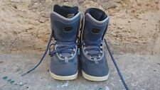 CHAUSSURES BOOTS SNOWBOARD RIDE 28,5cm / 44 / 9,5 UK / 10,5 US SURF SOFTBOOTS