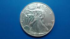 MONEDA DE PLATA PURA  0.999/1000 EEUU Liberty Eagle  AÑO 2007 1 ONZA  EN CAPSULA