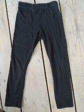 Leggings noir uni KIDKANAÏ Taille 5 Ans /110 cm Bon état