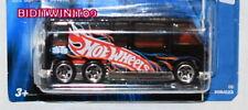 HOT WHEELS 2006 GMC MOTORHOME BLACK
