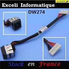 Connecteur alimentation dc jack PC portable DELL INSPIRON N5050 M5040