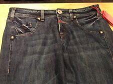 Signore, Designer, Jeans, MARITHE FRANCOIS GIRBAUD, Skinny Jane, W31, nuovo con etichetta, stretch