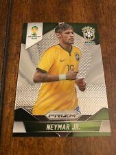 Neymar Jr. 2014 Panini Prizm Brazil World Cup #112 - Read desc, Look At Pics!