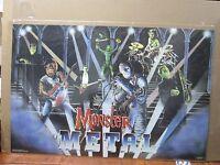 vintage monster movie universal  original Poster 12091