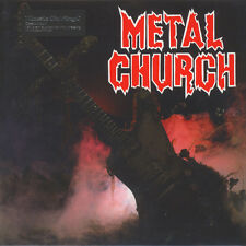 Metal Church - Metal Church (Vinyl LP - 1984 - EU - Reissue)