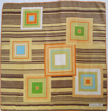 -Superbe Foulard  CHRISTIAN DIOR   100% soie  TBEG  vintage scarf  75 x 77 cm