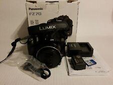 Panasonic LUMIX DMC-FZ70 16.1MP 60x Zoom Digital Camera.