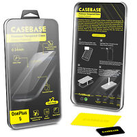 2 Pack - CaseBase Premium Tempered Glass Screen Protector for Oneplus 5