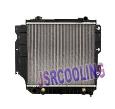Replacement Radiator fit for 1997-2004 JEEP WRANGLER AT MT New