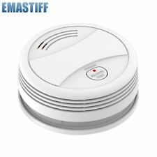 Tuya Intelligent Wifi Strobe Smoke Detector Wireless-fire Alarm Sensor Tuya APP