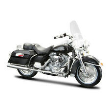 Maisto Harley-Davidson 1999 FLHR Road King 1:18 Scale Model Motorcycle in Black