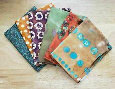 Assorted Fat Quarter #105 | Precut Cotton Fabric | Quilting | Set of 6