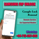 FRP Google Account Removal Service For Samsung Devices
