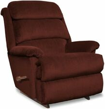 Red La Z Boy Rocker Recliner Lazy Boy Armchairs Chairs Recliners Lazyboy  Redwood