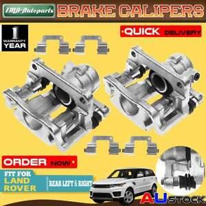 2x Rear Left & Right Brake Calipers for Land Rover Freelander 2 L359 2008-2012