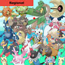 Pokemon Go Regionals Account 10x Torkoal Kangaskhan Tropius Relicanth Chatot