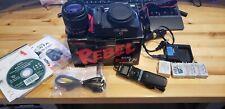 Canon EOS Rebel T2i 18 MP Digital SLR Camera +18-55mm Lens - Outstanding Shape