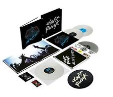 "Daft Punk - Box Alive 2007 / Alive 1997 (NEW 4 x 12"" VINYL LP & BOOK BOX SET)"