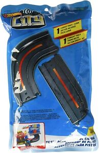 Hot Wheels - City Track Pack 1 Curved Track