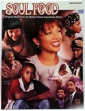 SOUL FOOD ORIGINAL MUSIC FROM THE MOTION PICTURE SOUNDTRACK SONGBOOK PIANO/VOC.