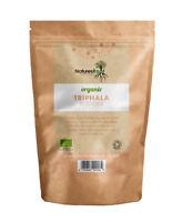 Organic Triphala Powder - Colon cleansing   Detox   Raw   High Quality Ayuverdic