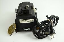 VTG Wittnauer Cine Twin WD 40 Camera Projector Base  Motor 3 Speed & Rewind Cord