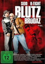 BLUTZBRÜDAZ (Milton Welsh, Claudia Eisinger, Tim Wilde, Alwara Höfels)  DVD NEU