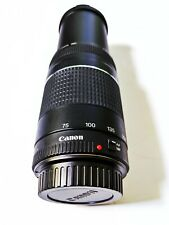 Canon EF 75-300mm f/4-5.6 III Lens (Black) 6473A003 Telephoto Zoom