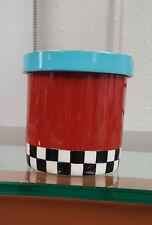 Large Annie Lee Arts Primpin Jar/Bathroom/Black Americana/ African American