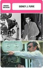 FICHE CINEMA :  SIDNEY J. FURIE -  Grande-Bretagne (Biographie/Filmographie)