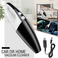 AUDEW 150W Rechargeable Wet Dry 3000PA Cordless Handheld Car Home Vacuum