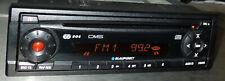 Autoradio Blaupunkt Rover CD 32 mit RDS DMS und X-Bass mit Code !