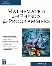 Mathematics and Physics for Programmers (Game Development Series)-ExLibrary