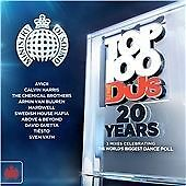 Various Artists - DJ Mag Top 100 (20 Years) 3 CDS NEW SEALED Ministry of Sound