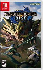 Monster Hunter Rise, Capcom, Nintendo Switch, 013388410194