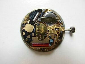 ETA cal. 959.001 Swiss high quality Concord watch movement - runnning
