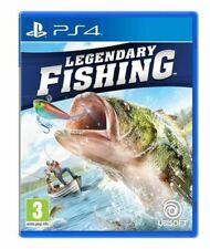 PS4-legendario juego de Pesca/PS4 Nuevo