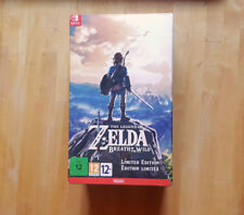 The Legend of Zelda: Breath of the Wild Limited Edition für Nintendo Switch