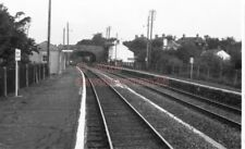 PHOTO  NEWTON ST CYRES RAILWAY STATION VIEWS OF THE STATION 4/9/84 1
