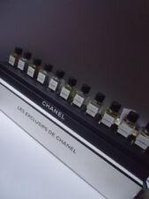 Iv.  LES EXCLUSIFS de CHANEL 2007 Beyond Rare 11x4ml EDT Miniatures Gift Set New