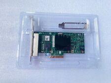 DELL I350-T4 RJ45 Ethernet Server Adapter RJ45 Intel I350-T4 K9CR1 THGMP 9YD6K