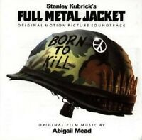 FULL METAL JACKET SOUNDTRACK CD OST NEUWARE