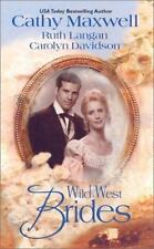 Wild West Brides (3 Novels in 1): Flanna and the Lawman/ This Side of Heaven/ Se